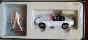 W50.21- 674.5-James Bond Collection Toyota 2000GT and  Blofeld  (1)