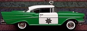 W894 - 40.7 - Corgi  51301 - San Diego Chevrolet Sherriffs Car (17)