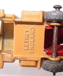 Matchbox 1.75 Reg # 13b -Bedford Wreck truck (5)