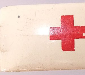 Matchbox 1.75 Reg # 14b - Daimler Ambulance 58mm Cream (3)
