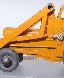Matchbox 1.75 Reg # 24a -Weatherhill Hydraulic Excavator (2)