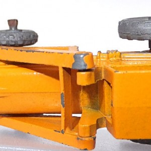 Matchbox 1.75 Reg # 24a -Weatherhill Hydraulic Excavator (4)
