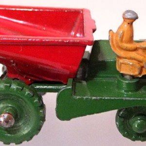 Matchbox 1.75 Reg # 2b Muir Hill Dumper - Smaller early version - 42mm (3)