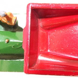 Matchbox 1.75 Reg # 2b Muir Hill Dumper - Smaller early version - 42mm
