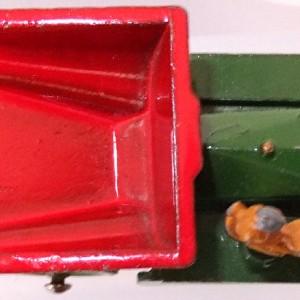 Matchbox 1.75 Reg # 2b Muir Hill Dumper - Smaller early version - 42mm (5)