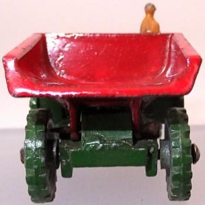 Matchbox 1.75 Reg # 2b Muir Hill Dumper - Smaller early version - 42mm (6)