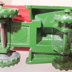 Matchbox 1.75 Reg # 2b Muir Hill Dumper - Smaller early version - 42mm (8)