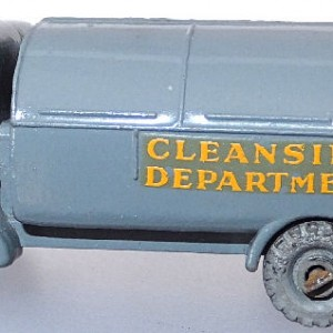 Matchbox 1.75 Reg - #38 Karrier Bantham refuse collector