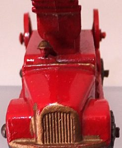 Matchbox 1.75 Reg # 9a - Dennis Fire Brigade - later version more pronounced front bumper (10)