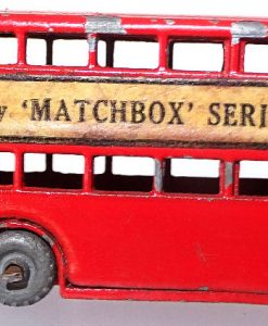 Matchbox 1.75 Reg # Red No.5 London Bbus - Buy Matchbox (2)