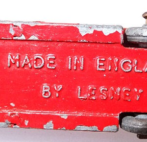 Matchbox 1.75 Reg # Red No.5 London Bbus - Buy Matchbox (5)