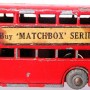 Matchbox 1.75 Reg # Red No.5 London Bbus - Buy Matchbox