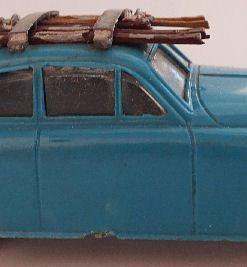 2013 US -86.3  Siku 1958 Borgward 1800 v66