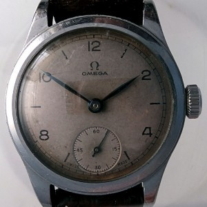 L540 - Omega Cal 26.5 -Indian Civil Service - 1944c
