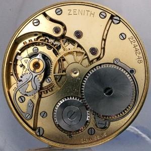 L631.7 - Zenith 15J Silver WW1 PW (12)