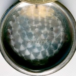L631.7 - Zenith 15J Silver WW1 PW (16)