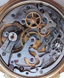 L634 - Prexa 18ct Chrono - 1957 -1960c (8)