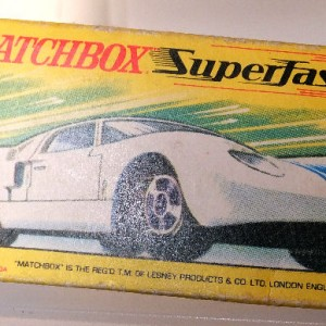 MB 41 Ford GT - box only (2)