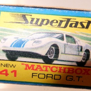 MB 41 Ford GT - box only (5)