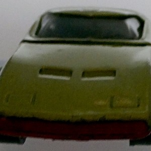 MB 52 Dodge Charger Mk 111 - Green (10)