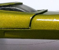 MB 52 Dodge Charger Mk 111 - Green (7)
