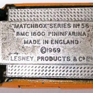 MB 56 BMC 1800 Pininfarina (14)