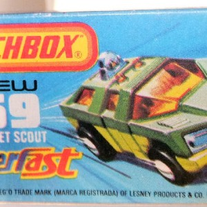 MB 59 Planet Scout