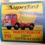 MB 70 Grit Spreader