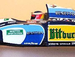 Minichamps F1 Schumacher