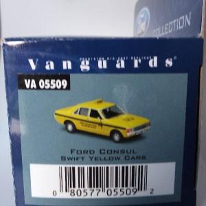 PMcA 11.3 -MB V05509 ford Consul . Swift Yellow Cars (1)