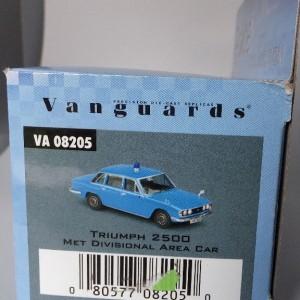 PMcA 11.5 - MB V08205 .Triumph 2500 Met Divisional Area Car (1)