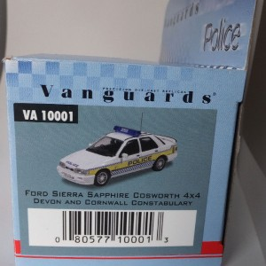 PMcA 11.7 -MB V10001 Ford Sierra Sapphire Cosworth 4x4 - Devon and Cornwall Constabulary (1)