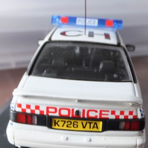 PMcA 11.7 -MB V10001 Ford Sierra Sapphire Cosworth 4x4 - Devon and Cornwall Constabulary (7)
