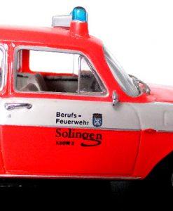 PMcA 9.1 - VW 1600 Variant 1966 - Firebrigade Solingen - 430 055395 (12)