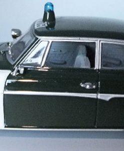 PMcA 9.8 - Borgward Isabella 1959- Frankfurt Police - 400 096090 (12)