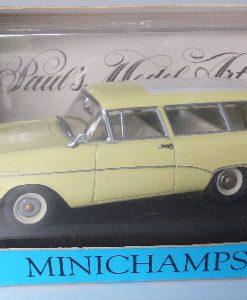 PMcA 9.9 - Opel Rekord P1 Caravan - 1958-60 . 430 043210