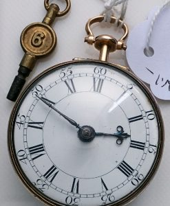 RW 1 - John Richardson London - Verge Fusee 1798c