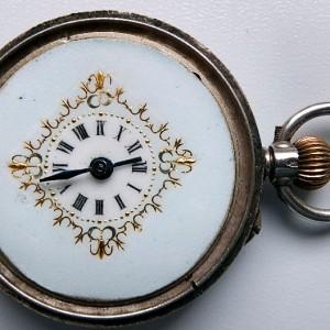 L636.14 - Silver Swiss Fobwatch -1900c (7)