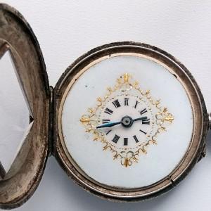 L636.14 - Silver Swiss Fobwatch -1900c (8)