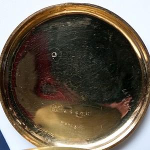 L636.6 - 18ct Gold Swiss Lepine - 1875c (11)