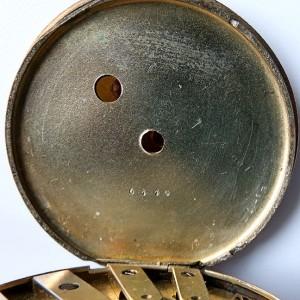 L636.6 - 18ct Gold Swiss Lepine - 1875c (14)