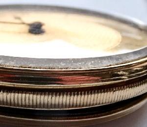 L636.6 - 18ct Gold Swiss Lepine - 1875c (19)