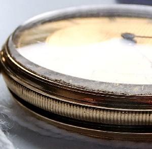 L636.6 - 18ct Gold Swiss Lepine - 1875c (21)