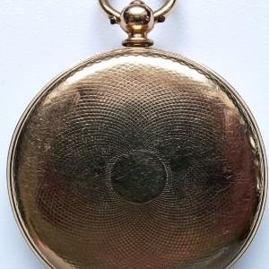 L636.6 - 18ct Gold Swiss Lepine - 1875c (6)
