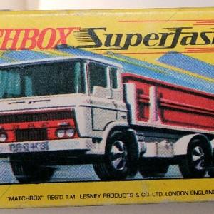 MB 58 Daf Gilder Truck