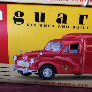 W50.11 - 478  Vanguards Morris Minor Vans (2)