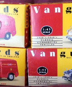 W50.11 - 478  Vanguards Morris Minor Vans