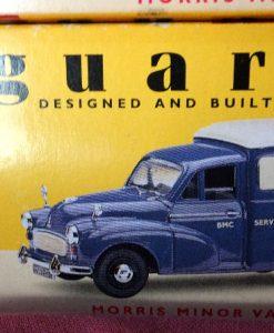 W50.11 - 478  Vanguards Morris Minor Vans (4)