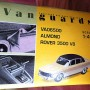 W726-26.1  Corgi Vanguards VA06500 Rover 3.5 litre . Almond (3)