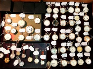 2014.06.22 - Pocket . Wristwatch Display Marine Fair